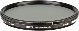 HOYA Filtre Gris Neutre Variable D62 mm