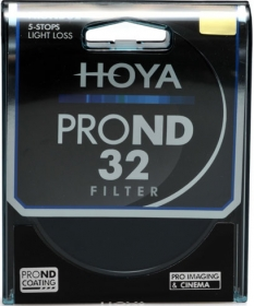 HOYA Filtre Gris Neutre Pro ND32 D62mm