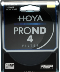 HOYA Filtre Gris Neutre Pro ND4 D82mm