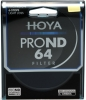HOYA Filtre Gris Neutre Pro ND64 D58mm