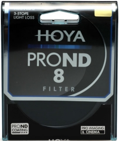 HOYA Filtre Gris Neutre Pro ND8 77mm