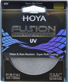 HOYA Filtre UV Fusion Antistatic D37mm