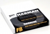 ILFORD Papier Harman Direct Positif FB 12.7x17.8 25 Feuilles Brillant