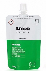 ILFORD Sachet de Fixateur Film (New)