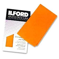 ILFORD Chiffon Antistatique Orange (OP LUM10)