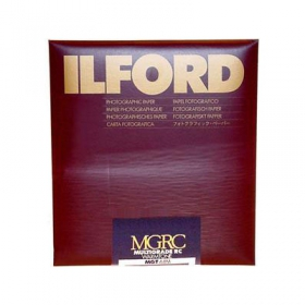 ILFORD Papier Multigrade RC Warmtone 30x40cm 50 Feuilles 44M