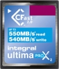 INTEGRAL Carte CFast Ultima Pro X2 64GB 3600x