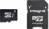 INTEGRAL Carte Micro SDHC Ultima Pro 16GB (90MB/s) (Class 10) + Adapt