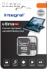 INTEGRAL Carte Micro SDHC Ultima Pro U3 32GB (100MB/s) + Adapt