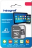 INTEGRAL Carte Micro SDHC A1 App Performance UHS-I U1 32GB 540x