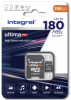 INTEGRAL Carte Micro SDXC Ultima Pro 256GB A2 (180/130Mb/s)