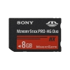 SONY Carte Memory Stick Pro-HG Duo HX 8GB