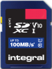 INTEGRAL Carte SDHC Ultima Pro U1 32G (100MB/s) (Class 10) (New)
