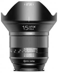 IRIX 15mm f/2.4 Blackstone Nikon