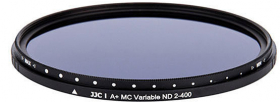 JJC Filtre Gris Neutre Variable ND2-ND400 77mm