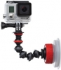 JOBY Fixation Suction Cup + Gorillapod Arm