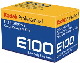 KODAK Ektachrome E100 135 36 poses (New)