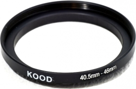 KOOD Bague de Conversion 40.5-46mm