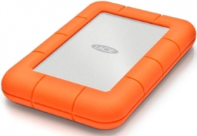 LACIE Disque Dur Rugged Mini USB 3.0 1TB
