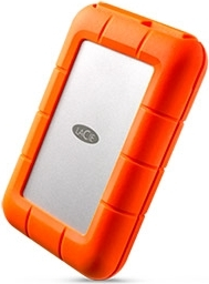 LACIE Disque Dur Rugged Raid Thunderbolt 4TB