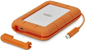 LACIE Disque Dur SSD Rugged Thunderbolt/USB-C 500Gb