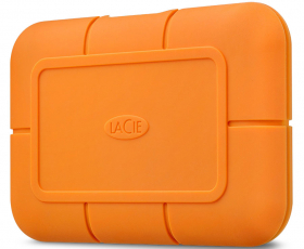 LACIE Disque Dur Rugged SSD USB-C 500GB (New)