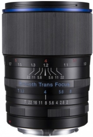 LAOWA 105mm f/2 STF Sony A