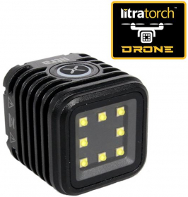 LITRA Litratorch Lampe LED Photo/Vidéo (Drone Edition)