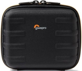 LOWEPRO Etui Santiago 30 II Noir/Orange