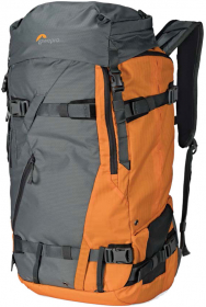 LOWEPRO Sac à Dos Powder BP 500 AW Gris/Orange (New)