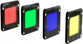LUME CUBE Kit 4 Filtres RBGY Color