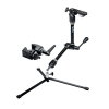 MANFROTTO 143 Magic Arm Kit (avec Clamp 035, Base 003 et 143BKT)