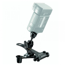 MANFROTTO 175F-1 Pince Spring+Rotule Griffe Flash