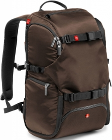 MANFROTTO Sac à Dos Advanced Travel Backpack Marron