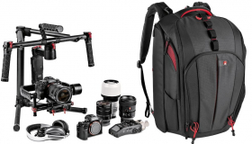 MANFROTTO Sac à Dos Cinematic Backpack Balance
