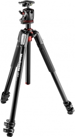 MANFROTTO MK055XPRO3-BHQ2 Trépied Pro 3 Sections +Rotule Ball
