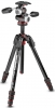 MANFROTTO MK190GOC4-3WX Trépied 190GO! Carbone 4 Sections