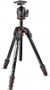 MANFROTTO MK190GOC4-BHX Trépied 190GO! Carbone 4 Sections