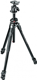 MANFROTTO MK290DUA3-BH Kit Trépied Alu 3 Sections + Rotule 496RC2