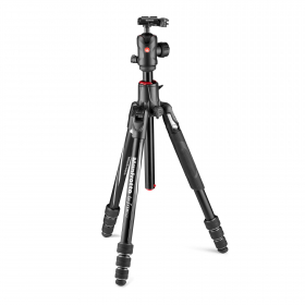 MANFROTTO MKBFRA4GTXP-BH Trépied Befree GT Xpro Alu