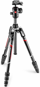 MANFROTTO MKBFRTC4-BH Trépied Befree Advanced Twist Lock Noir (OP BPACCESS)