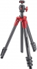 MANFROTTO Kit Trépied Compact Light + Rotule Ball Rouge