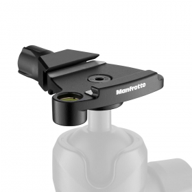 MANFROTTO MSQ6T Adaptateur Arca Swiss pour Rotule Befree