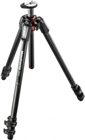 MANFROTTO MT055CXPRO3 Trépied Carbone 3 Sections