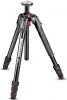 MANFROTTO MT190GOA4 Trépied 190GO! Aluminium 4 Sections