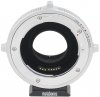 METABONES Speed Booster Ultra Canon EF vers monture Sony E T