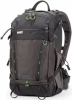 MINDSHIFT GEAR Sac à Dos BackLight 18L Daypack Gris