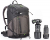 MINDSHIFT GEAR Sac à Dos BackLight 36L Daypack Gris