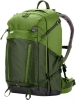 MINDSHIFT GEAR Sac à Dos BackLight 36L Daypack Vert Woodland