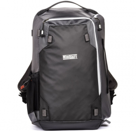 MINDSHIFT GEAR Sac à Dos PhotoCross 15 Gris Carbone 20L